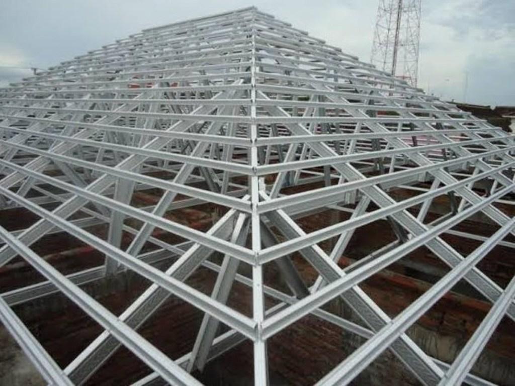 jasa pasang atap baja ringan pakuwon surabaya