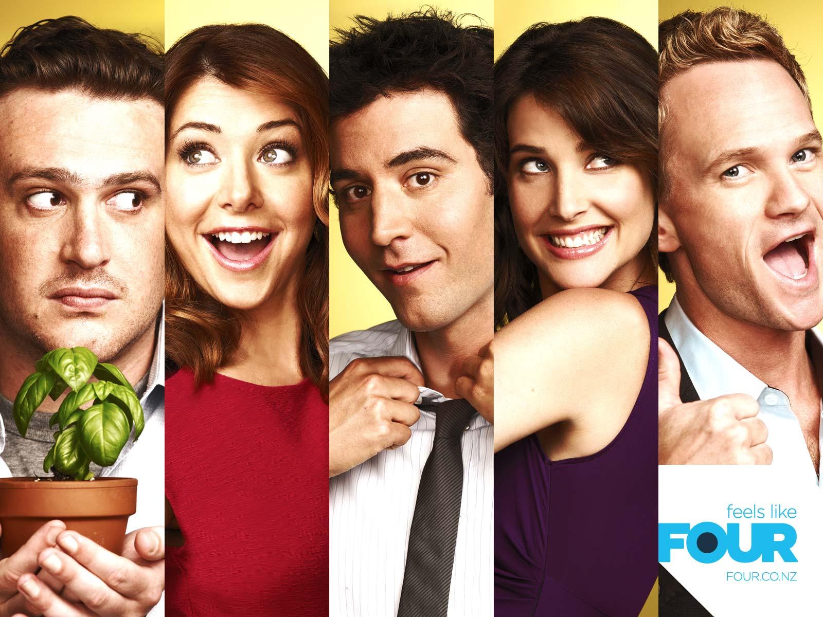 Met Your Mother Season 8 - HD Wallpaper