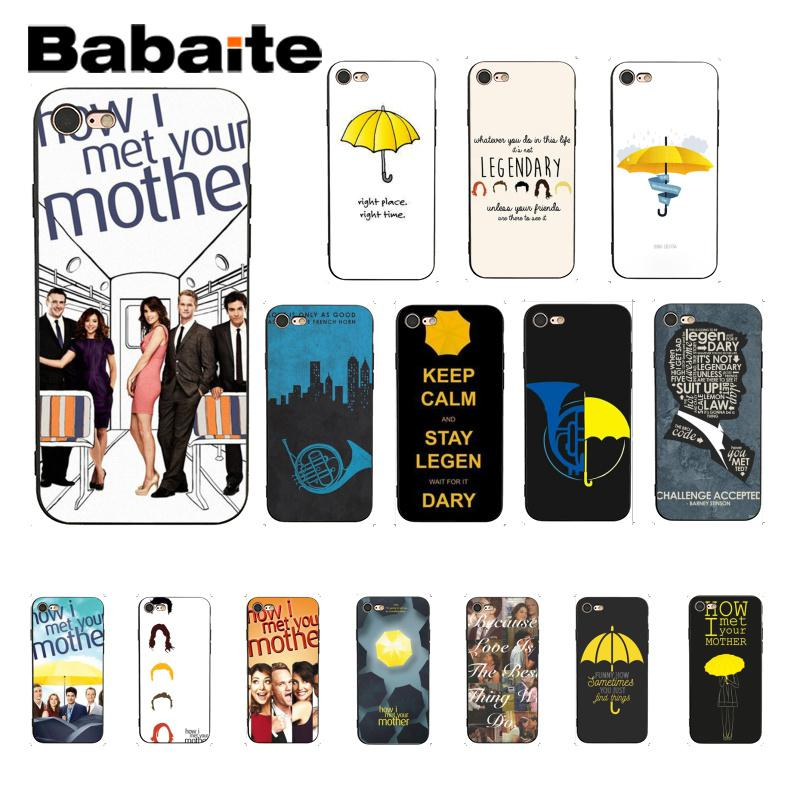 Babaite How I Met Your Mother Novelty Fundas Phone - Met Your Mother Season 1 - HD Wallpaper