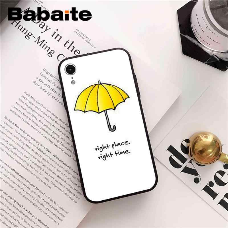 Babaite How I Met Your Mother Novelty Fundas Phone - Diy Painting Phone Case - HD Wallpaper