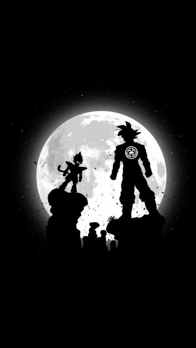 Black And White Goku 675x1200 Wallpaper Teahub Io