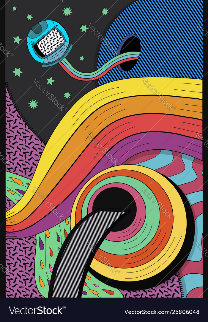 60s Hippie Posters - HD Wallpaper