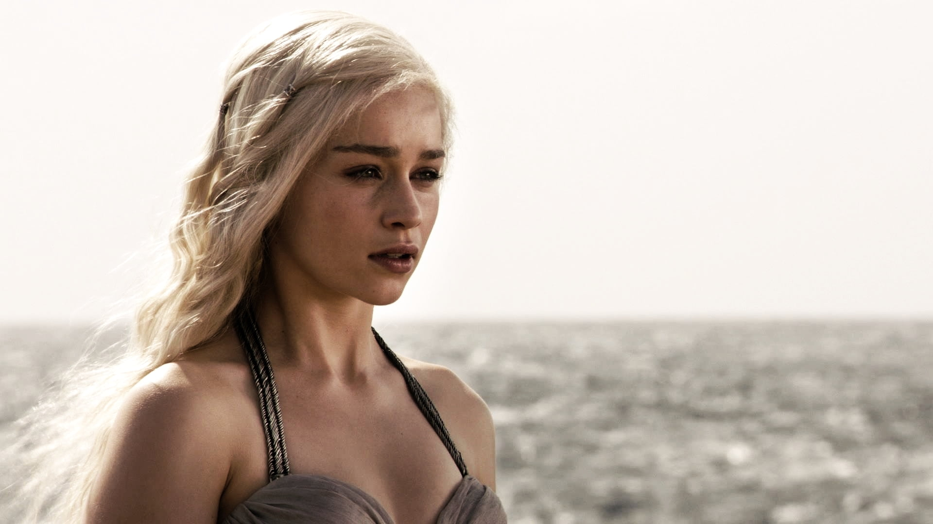 Game Of Thrones Daenerys Targaryen Beauty - HD Wallpaper