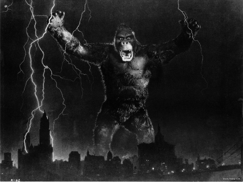King Kong 1933 1440x1080 Wallpaper Teahub Io