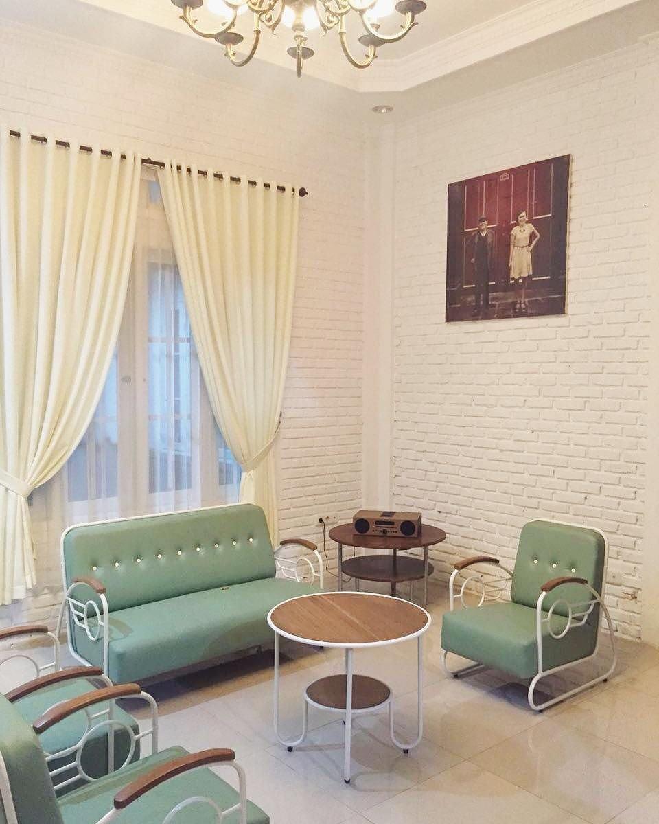 Desain Ruang Tamu Klasik Minimalis - HD Wallpaper