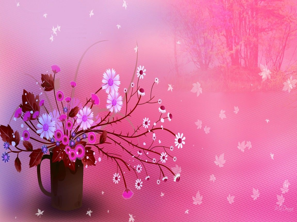 Cute Girly Pngs For Laptop - Girly Wallpaper For Laptop - HD Wallpaper