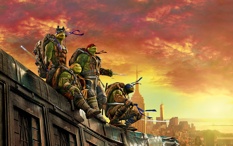 Teenage Mutant Ninja Turtle Out Of The Shadows 5k - Teenage Mutant Ninja Turtles Wallpaper Hd - HD Wallpaper