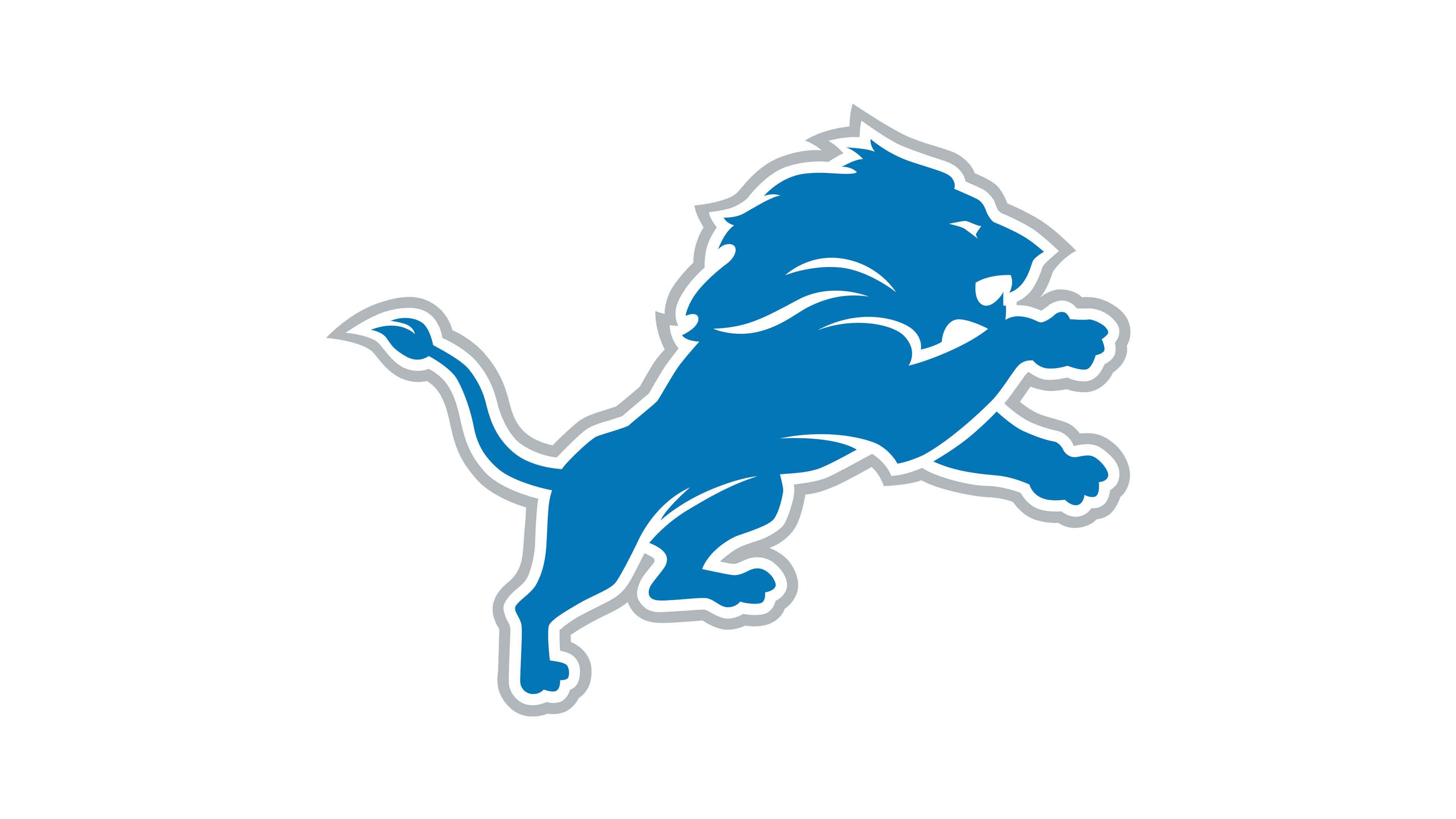 Detroit Lions Nfl Logo Uhd 4k Wallpaper Detroit Lions 3840x2160 Wallpaper Teahub Io