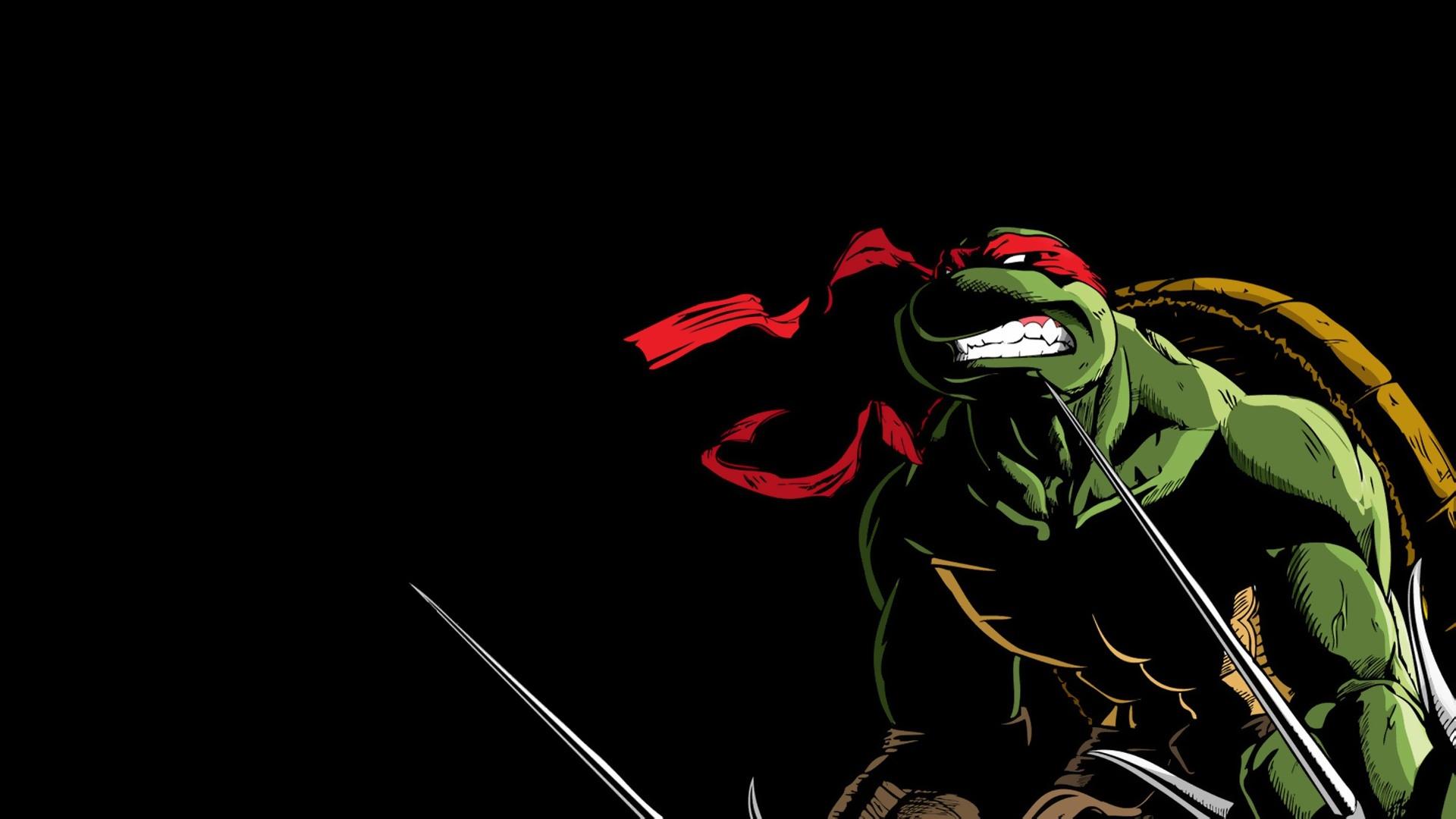 Teenage Mutant Ninja Turtles Raphael - HD Wallpaper