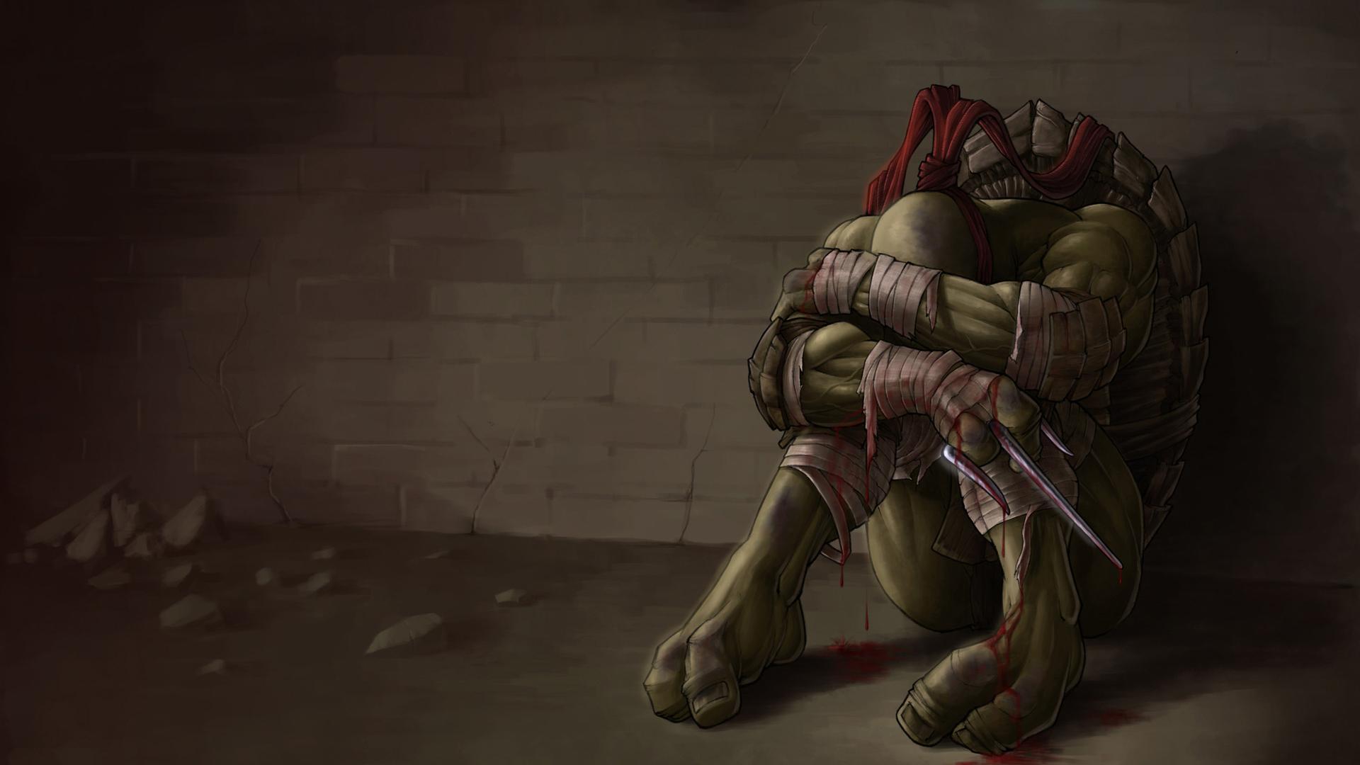 Rafael Teenage Mutant Ninja Turtles Raphael - HD Wallpaper