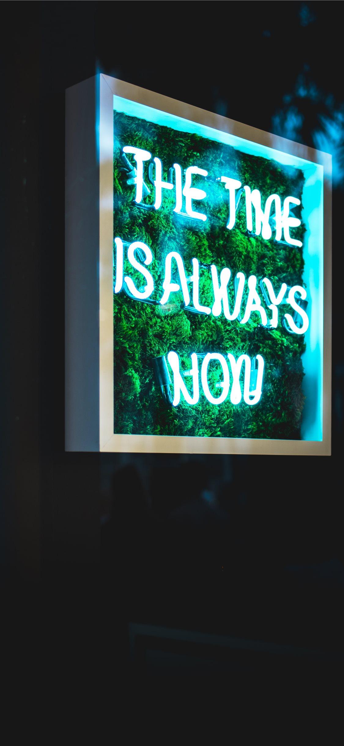 Neon Light Iphone Xs - HD Wallpaper