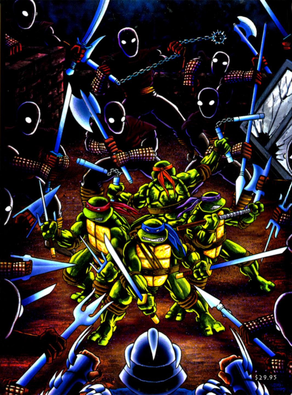 Teenage Mutant Ninja Turtles - Tmnt Fall Of The Foot Clan Game Boy - HD Wallpaper