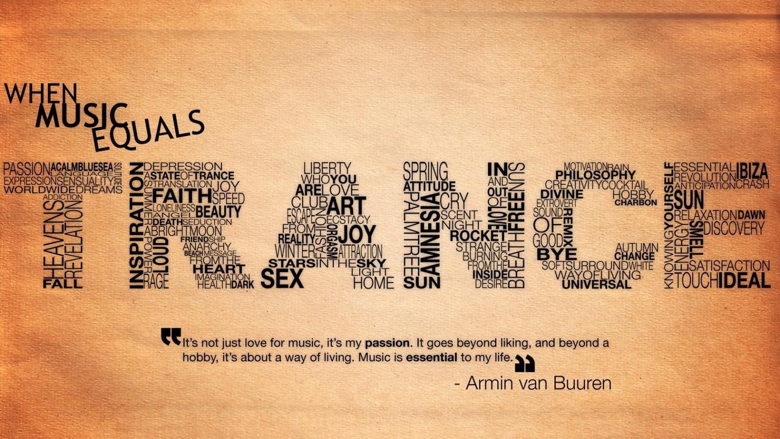 Armin Van Buuren Dj Quotes - HD Wallpaper