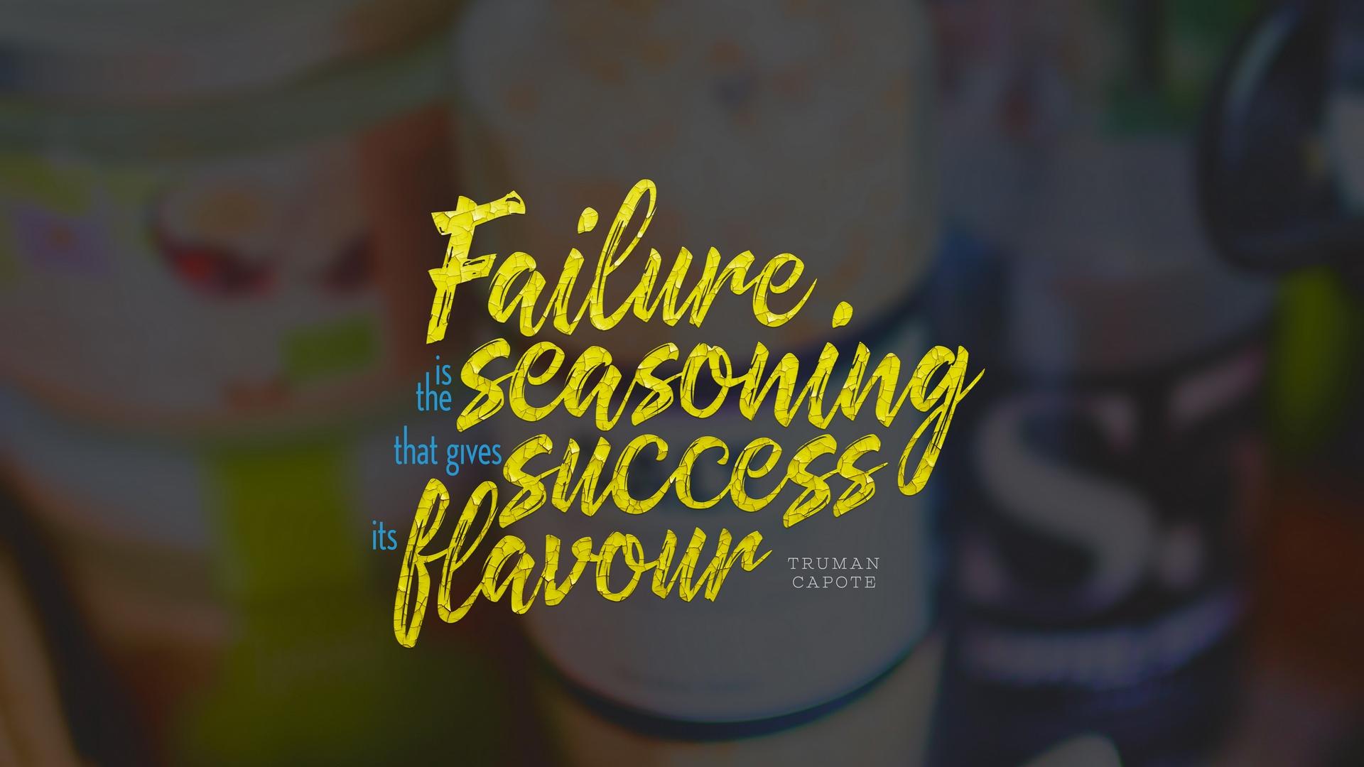 Wallpaper Quote, Motivation, Inspiration, Failure, - Inspirational Quotes For Desktop Wallpaper Hd - HD Wallpaper
