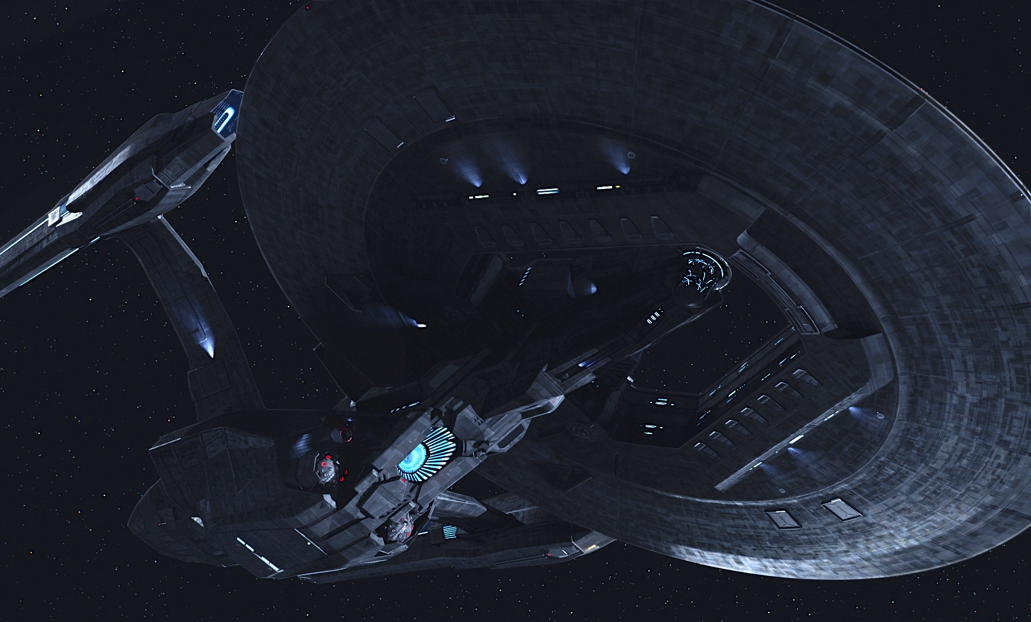 Star Trek Into The Darkness Ship 2048x1237 Wallpaper Teahub Io