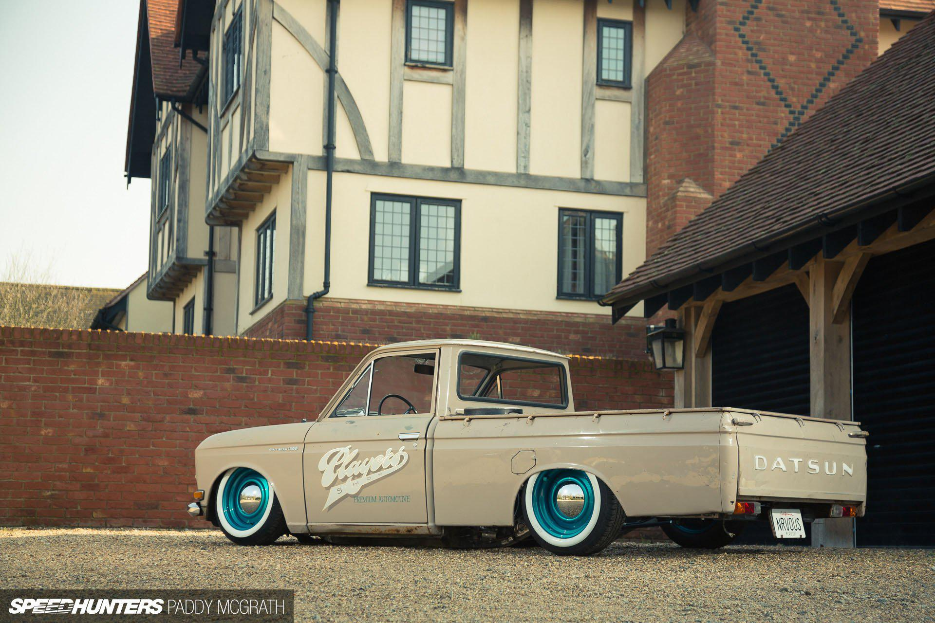 Hd Datsun 520 Pickup Lowrider Classic Tuning Hd Free 1920x1280 Wallpaper Teahub Io