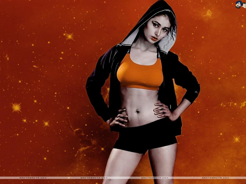 Hot Indian Fitness Models - HD Wallpaper