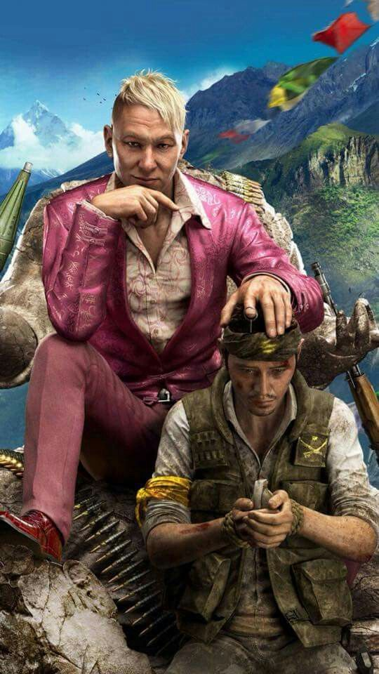 Iphone Far Cry 4 540x960 Wallpaper Teahub Io