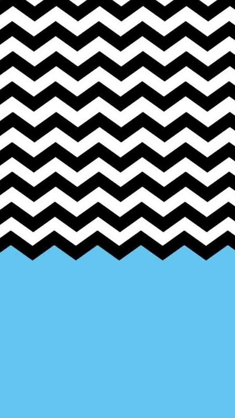 Pretty Chevron Iphone Wallpapers Dgkc7n1 Black Chevron Charlie Brown 750x1334 Wallpaper Teahub Io