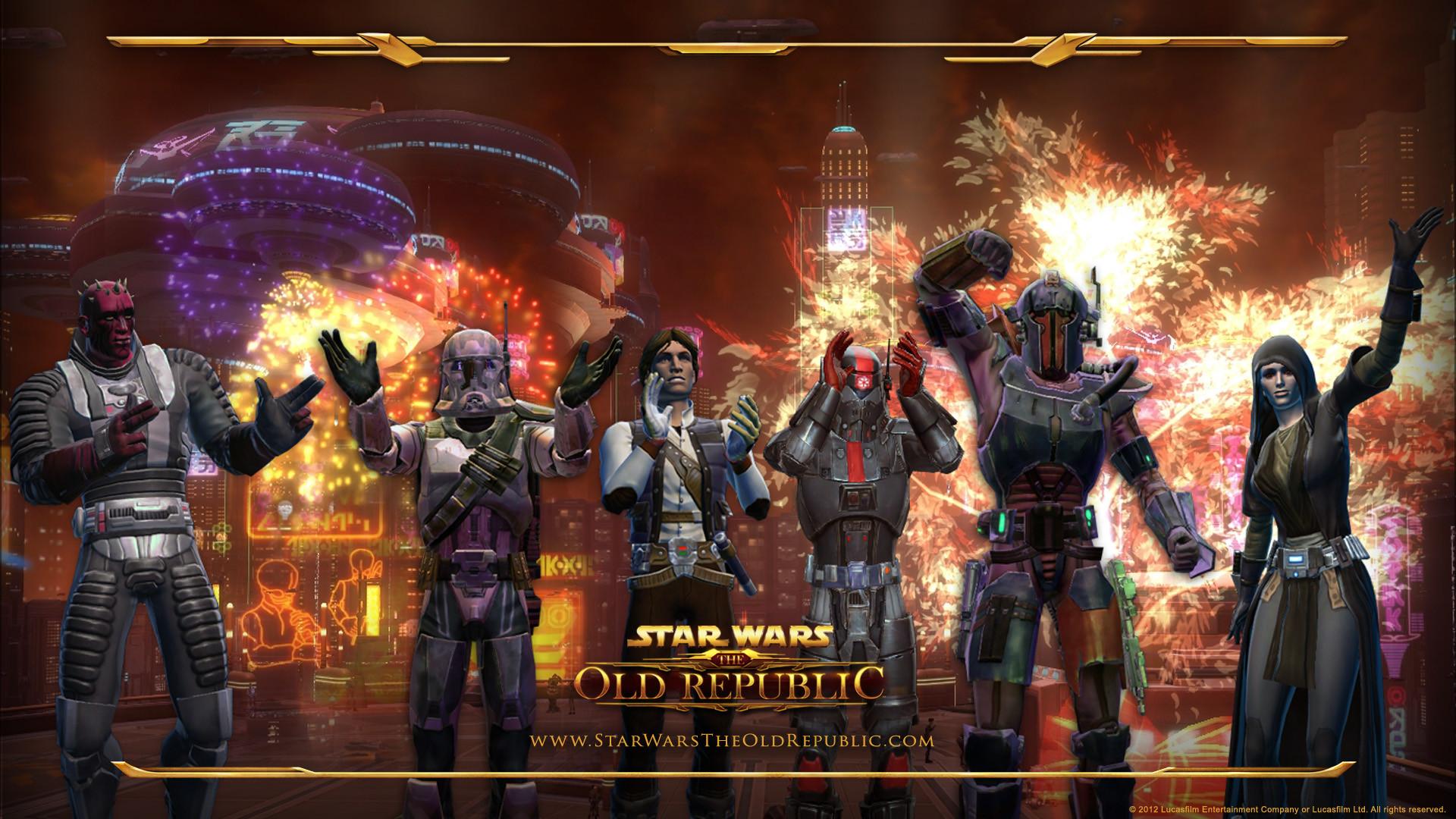 Star Wars The Old Republic 1920x1080 Wallpaper Teahub Io