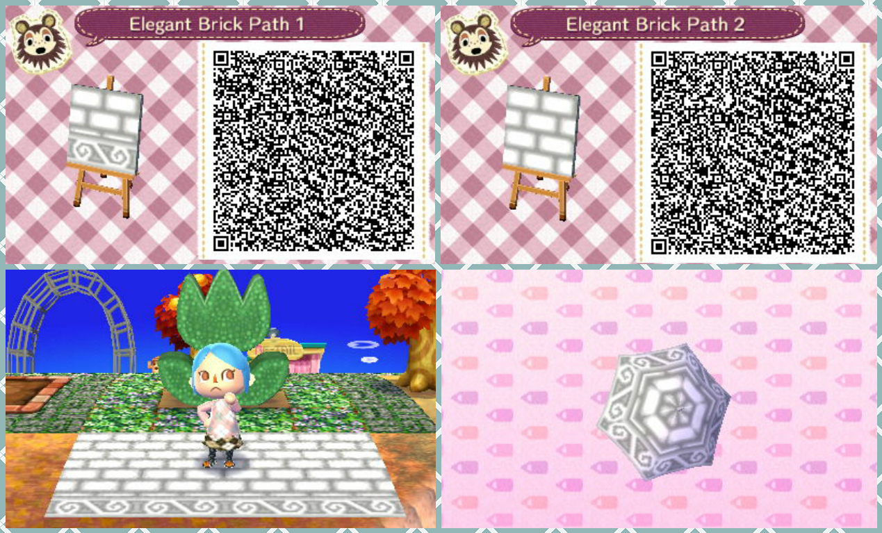 Animal Crossing Happy Home Designer Qr Codes Paths Animal Crossing Happy Home Designer Qr Codes 1269x767 Wallpaper Teahub Io