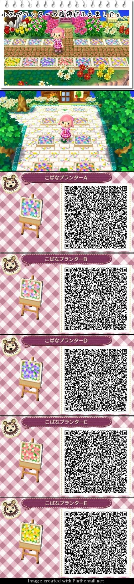 New Leaf Cute Acnl Path Qr Codes 428x1857 Wallpaper Teahub Io