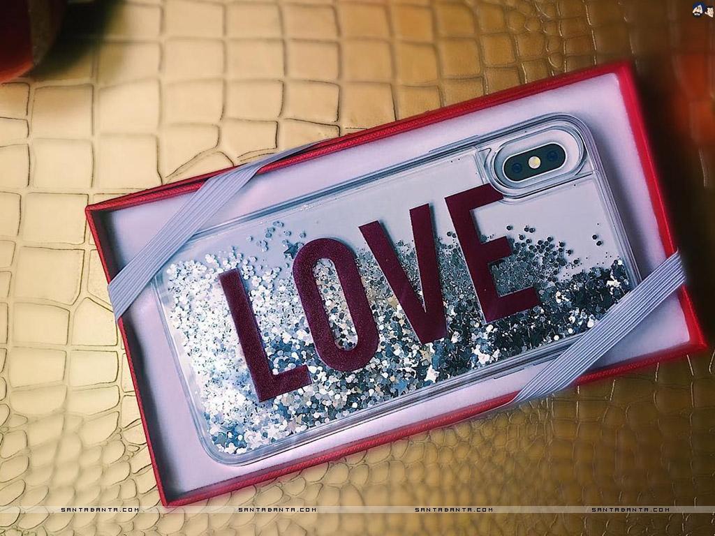 Love - Mobile Phone - HD Wallpaper