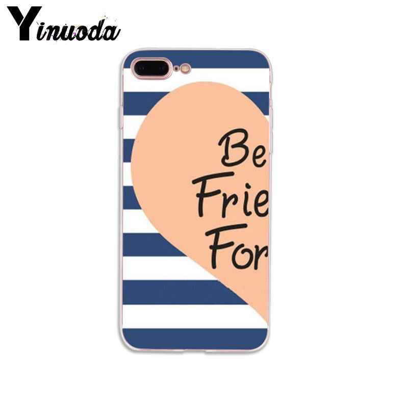 Yinuoda Best Friends Forever Matching Couple Custom - Mobile Phone Case - HD Wallpaper