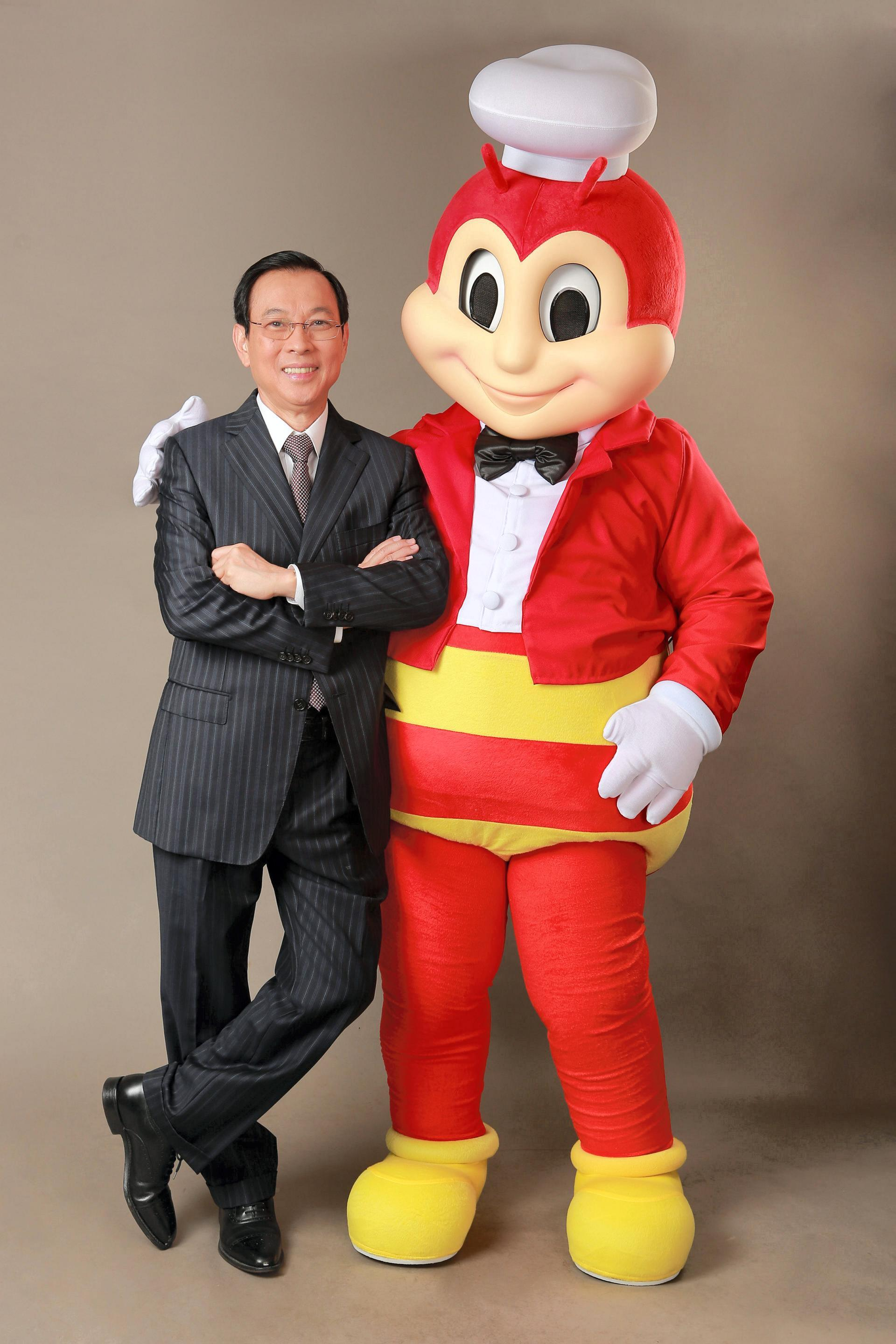 Jollibee Tony Tan Caktiong - HD Wallpaper