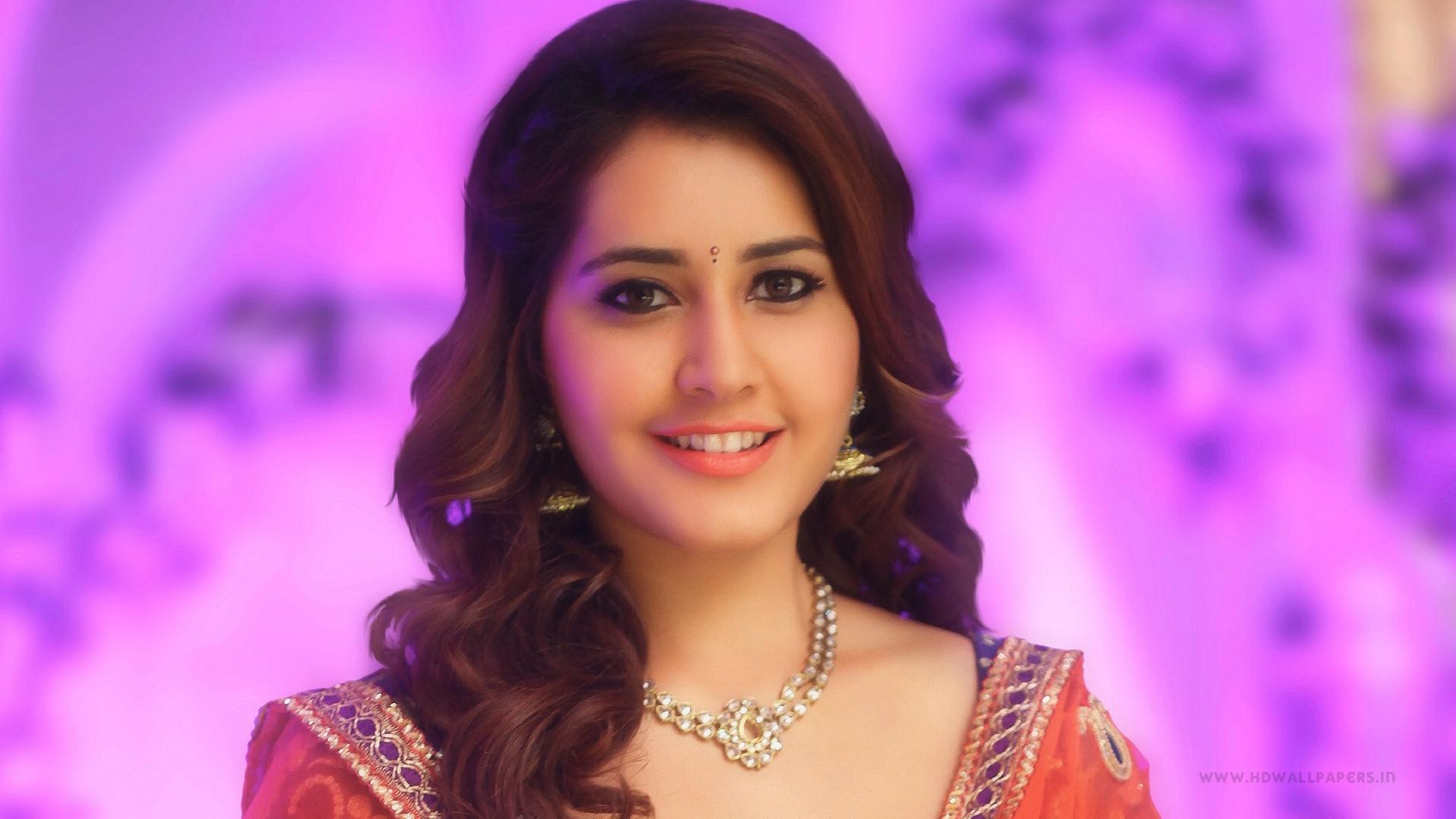 Rashi Khanna Indian Actress All Heroines Photos Download 1920x1080 Wallpaper Teahub Io