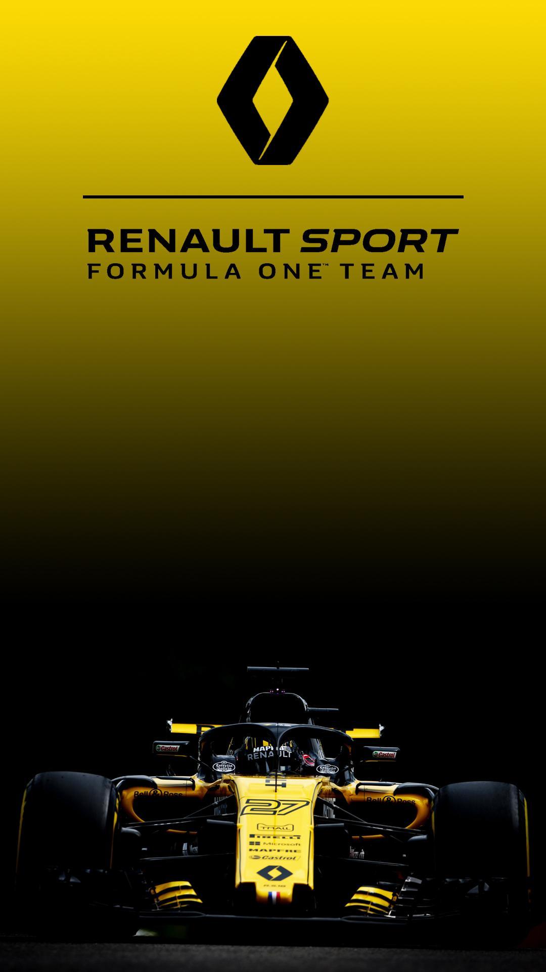 Renault F1 Wallpaper Phone 1080x1920 Wallpaper Teahub Io