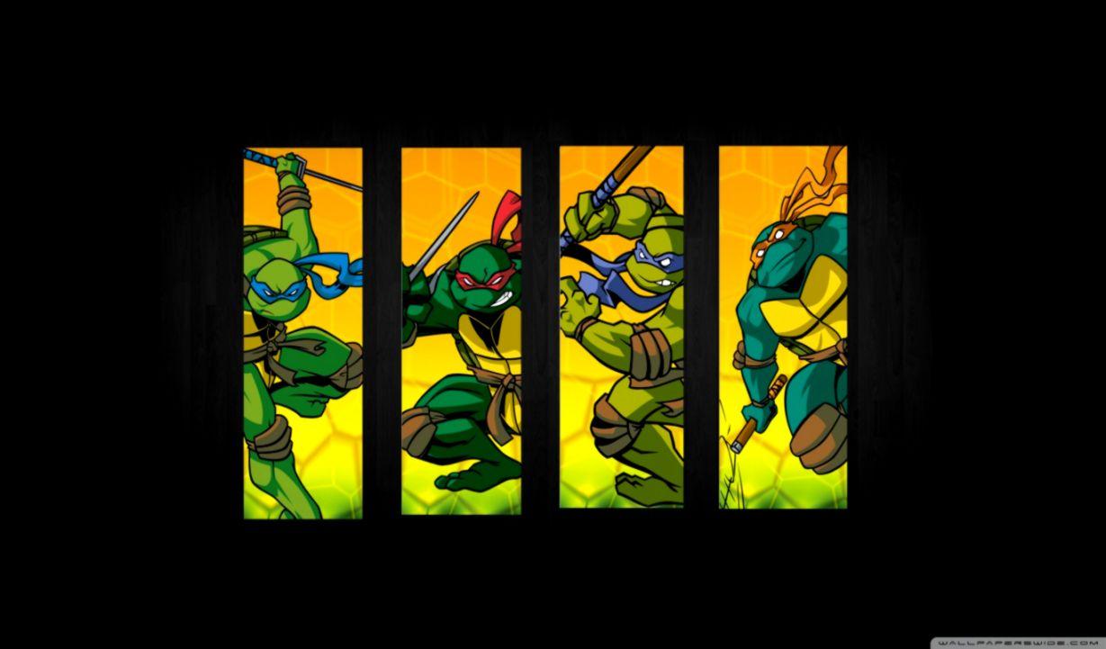 Teenage Mutant Ninja Turtles ❤ 4k Hd Desktop Wallpaper - Teenage Mutant Ninja Turtles Wallpaper 4k - HD Wallpaper
