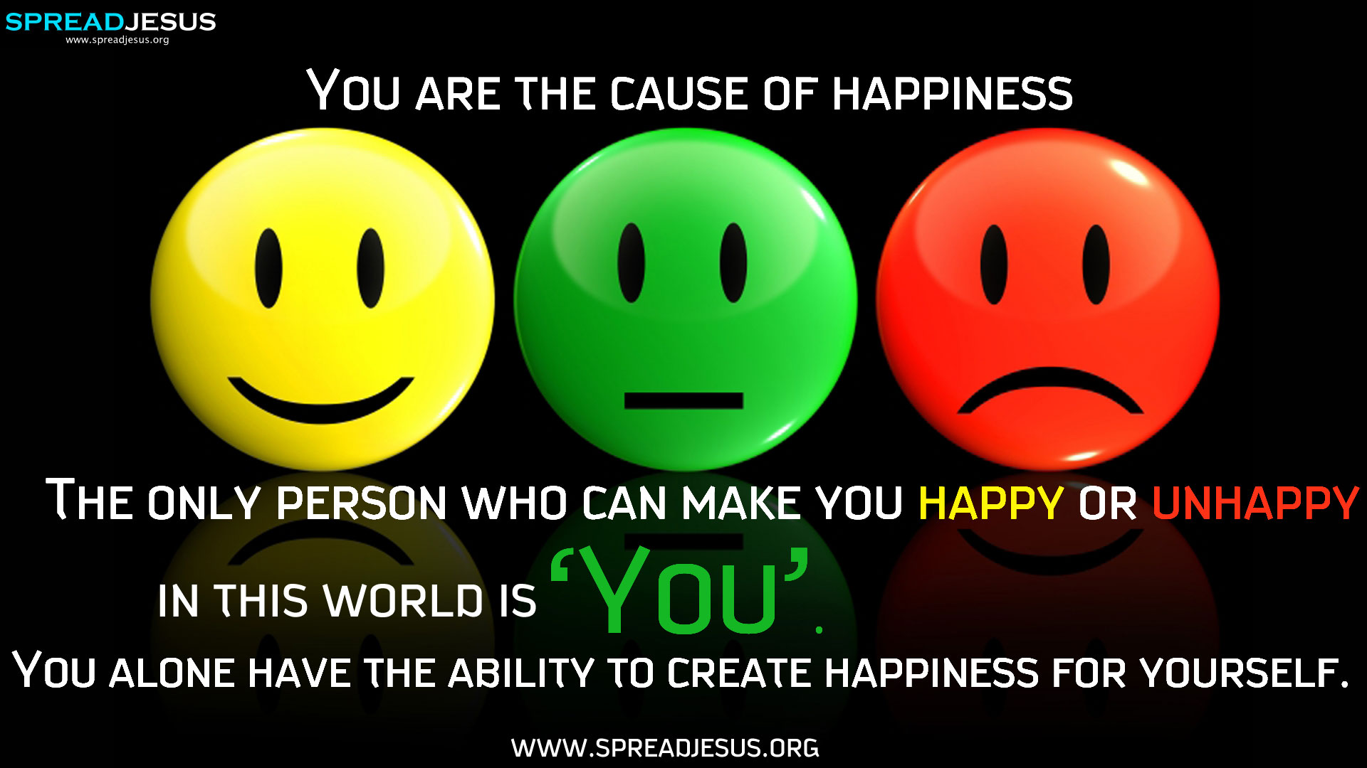 You Are The Cause Of Happiness The Only Person Who - Happy Quotes Images Hd - HD Wallpaper