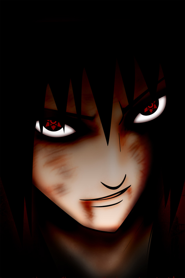 Hd Uchiha Sasuke Iphone 4 Wallpapers Sasuke Hd Wallpaper For Mobile 640x960 Wallpaper Teahub Io