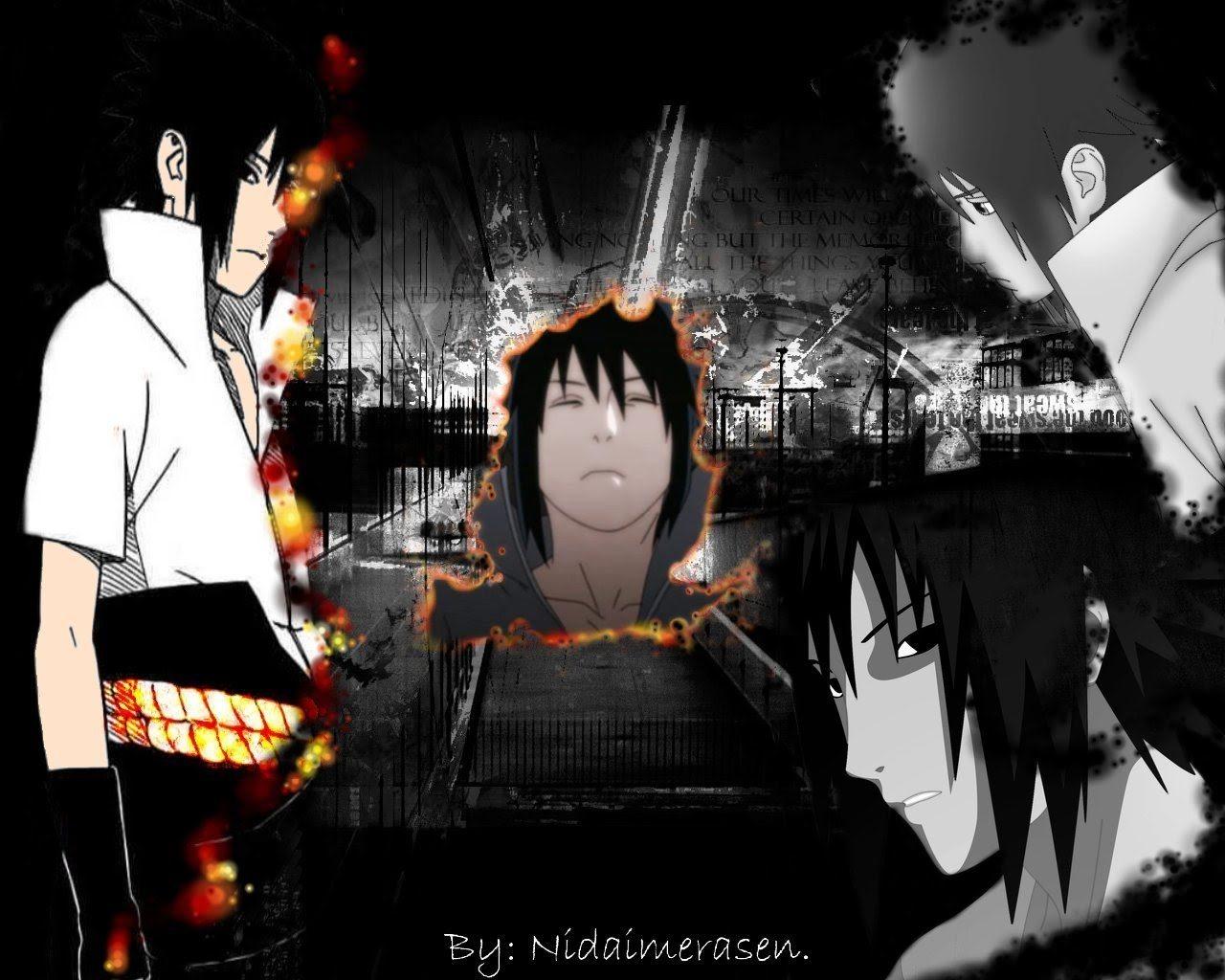Uchiha Sasuke - Sasuke Uchiha - HD Wallpaper