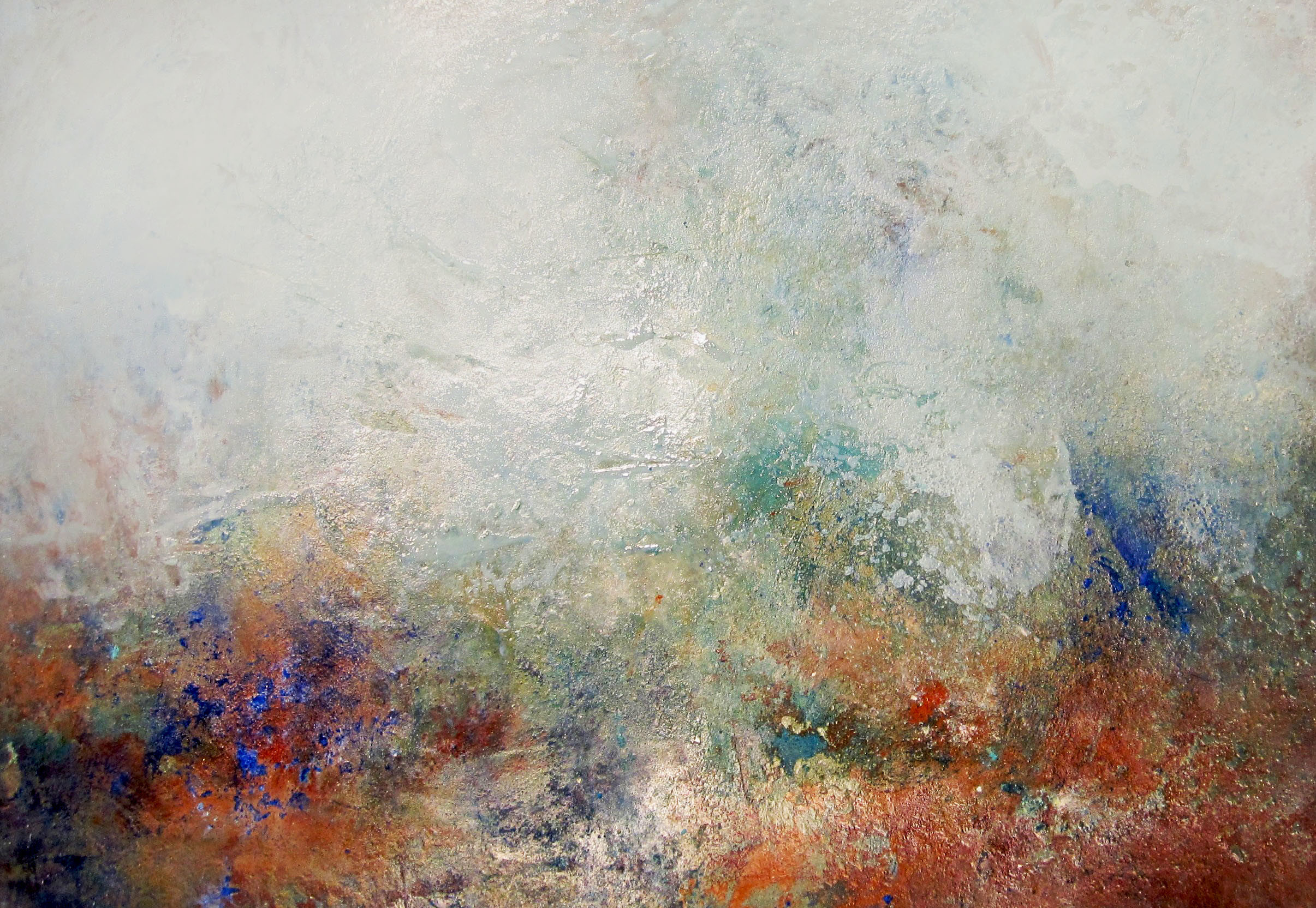2411x1665, Backgrounds For Wall Art Painting Wallpaper - Abstract Painting Art Wallpaper Hd - HD Wallpaper