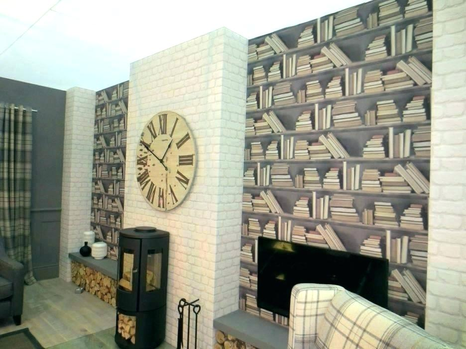 Feature Wall Wallpaper Living Room Bq Bedroom - Beige Wall Paper Ideas For Living Rooms - HD Wallpaper