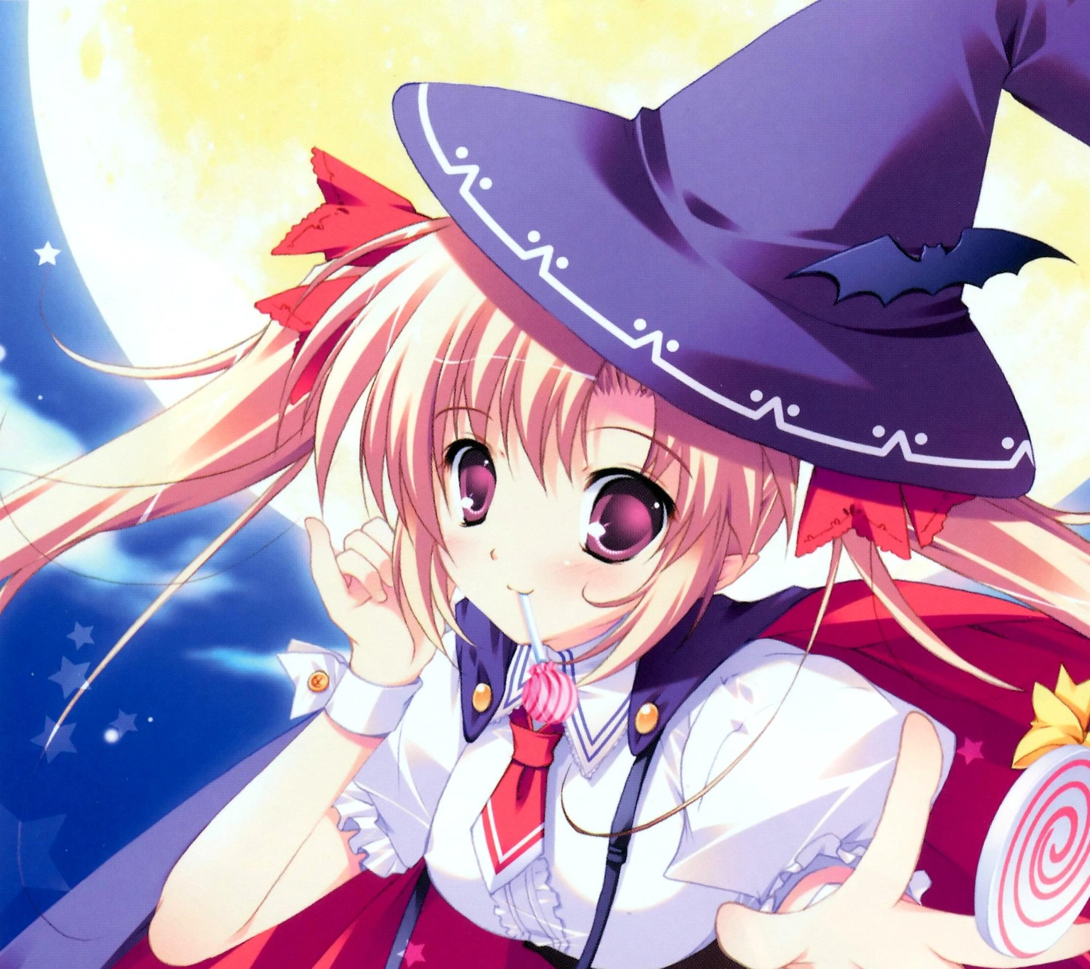 Anime Date A Live Halloween - HD Wallpaper
