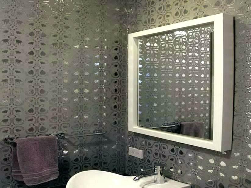 Best Wallpaper For Bathrooms Bathroom Ideas Uk Contemporary - Modern Wallpaper Bathroom Ideas - HD Wallpaper