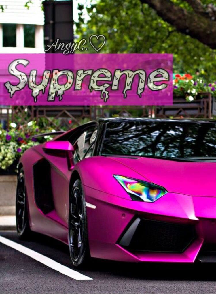 #freetoedit #lamborghini #girl #girly #cars #pink #wallpaper - Lamborghini Pink - HD Wallpaper