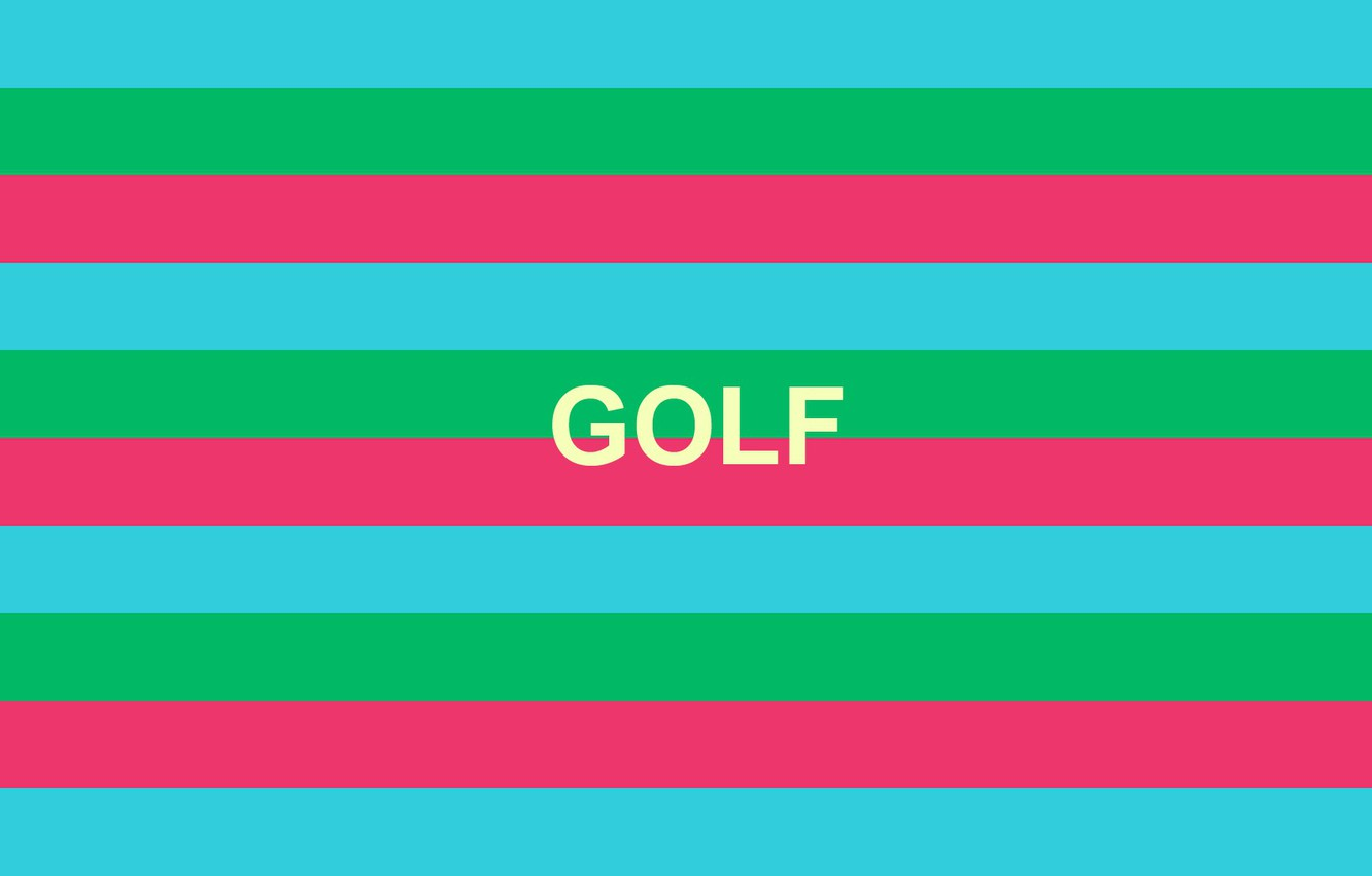 Photo Wallpaper Ofwgkta Golf Wang Tyler The Creator Golf Wang Wallpaper Pc 1332x850 Wallpaper Teahub Io