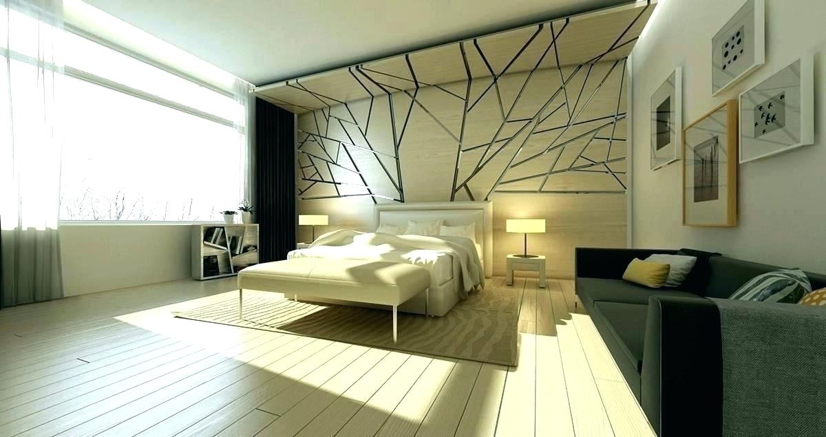 Bedroom Feature Wall Paint Ideas Bedrooms Paint Bedroom - Latest Texture Walls Design Bedroom - HD Wallpaper