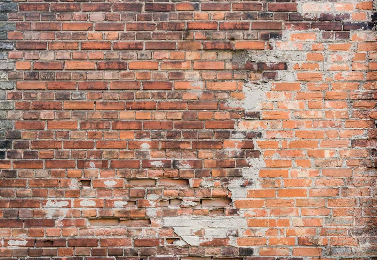 Grunge Brick Wall Wallpaper Mural High Resolution Grunge Brick Wall 1300x898 Wallpaper Teahub Io