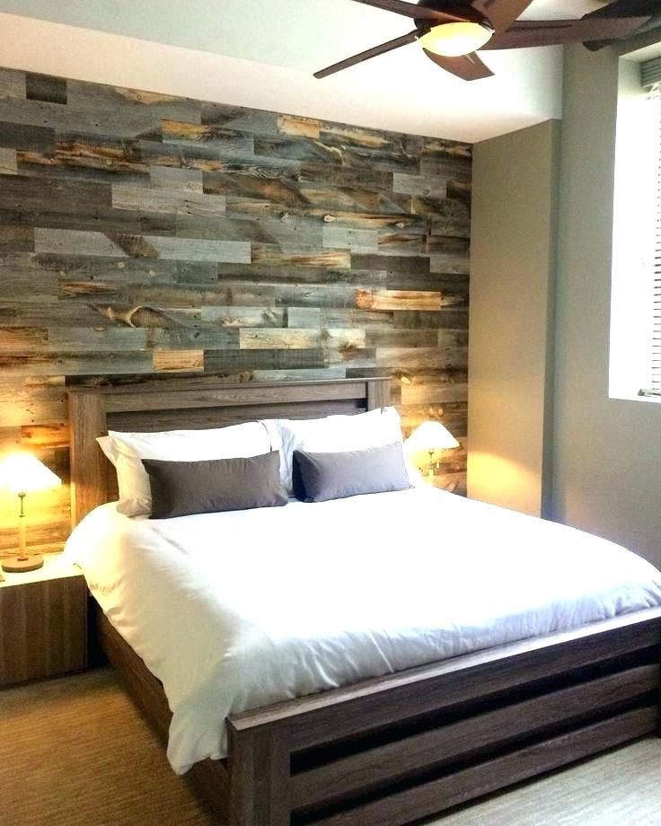 Bedroom Feature Wall Bedroom Feature Wall Design Master - Bedroom Wall Paneling Designs - HD Wallpaper