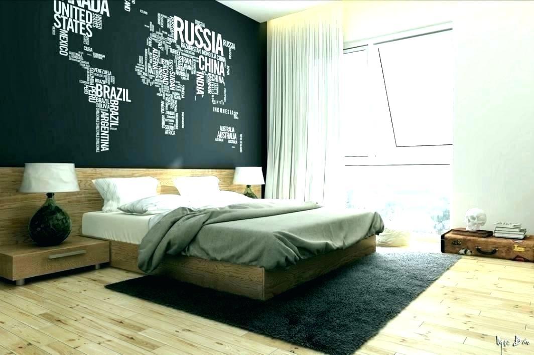 Girl Bedroom Feature Wall Ideas Teenage Bedroom - HD Wallpaper