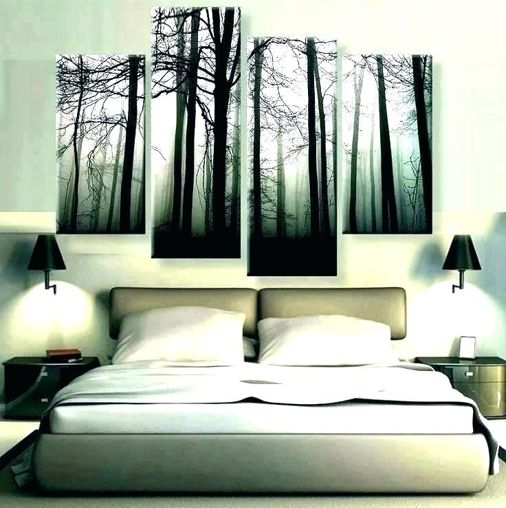 Wall Framed Pictures For Bedroom - HD Wallpaper