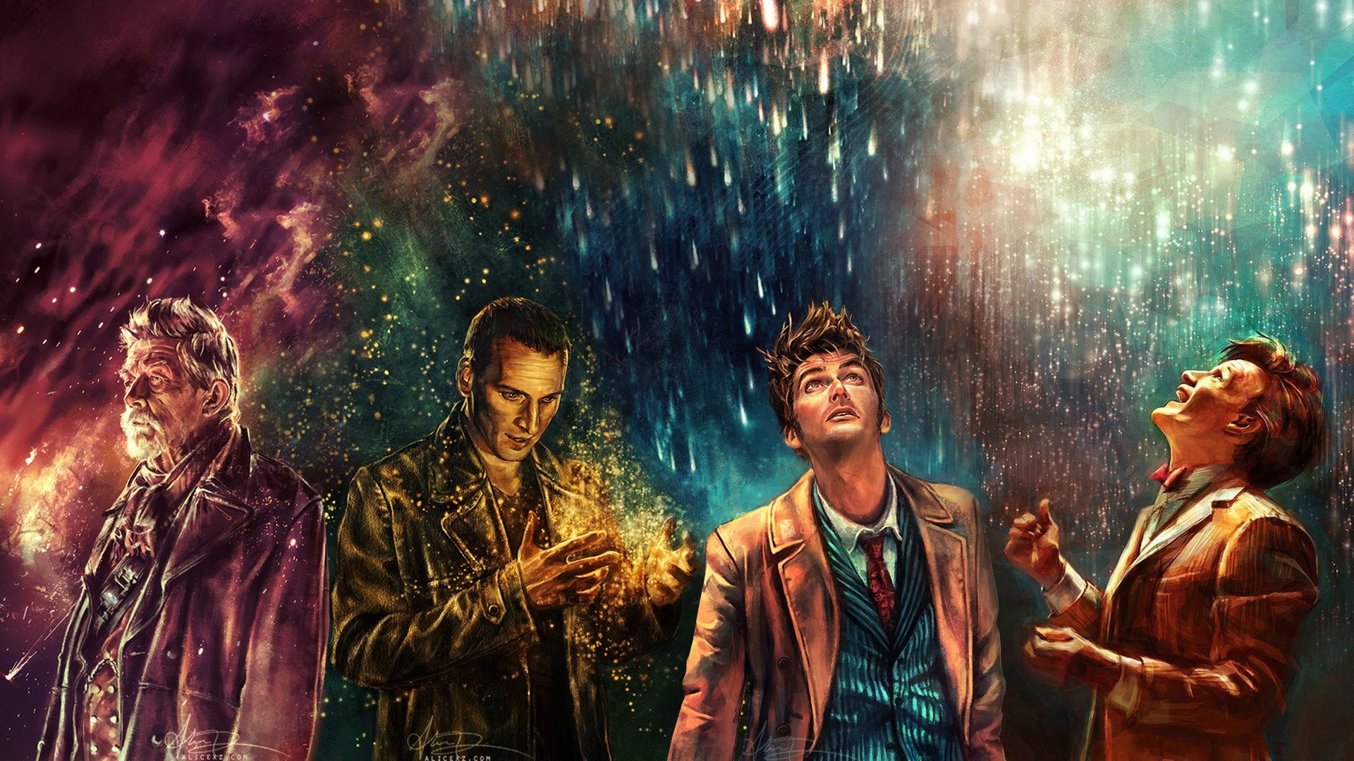 Dr Who Wallpaper Doctor Who Alice X Zhang 1920x1080 Wallpaper Teahub Io