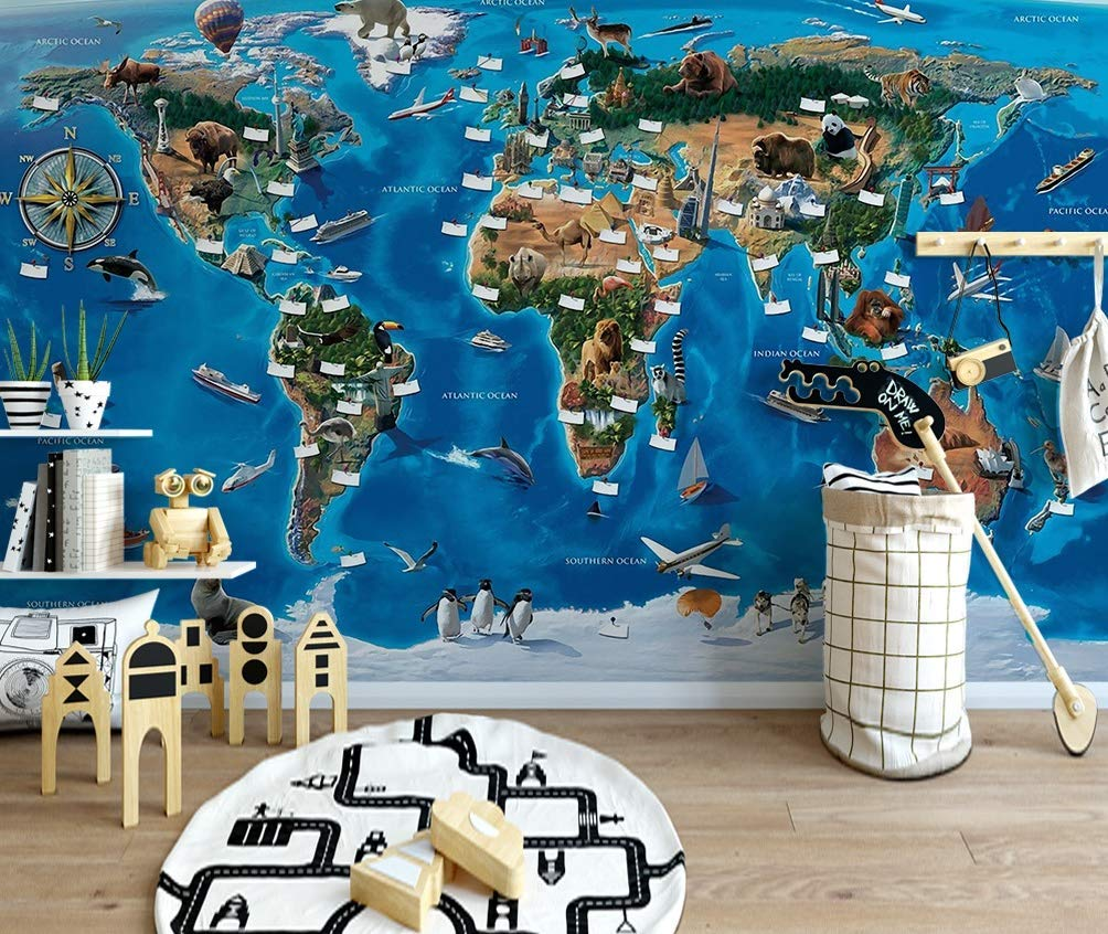 Hand Painted Easy Wall Murals - HD Wallpaper