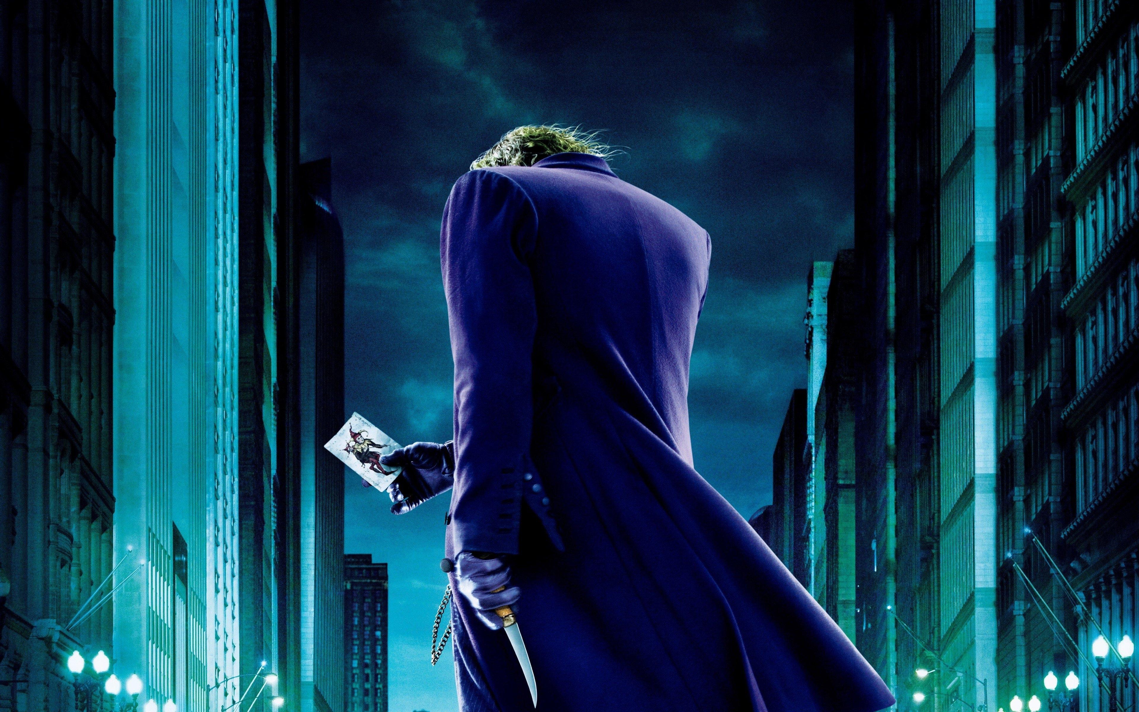 High Quality Images Of Joker 3840x2400 Wallpaper Teahub Io