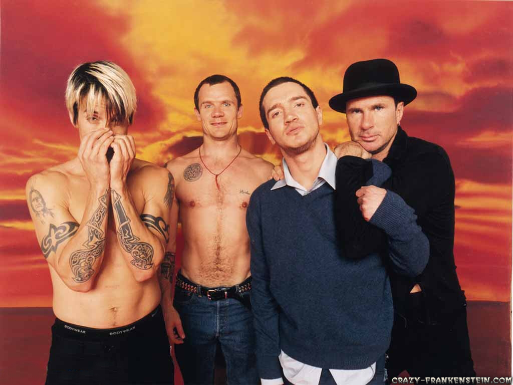 Google Red Hot Chili Peppers - HD Wallpaper